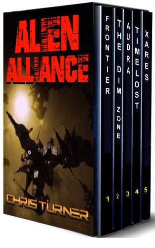 ALIEN ALLIANCE Box set
