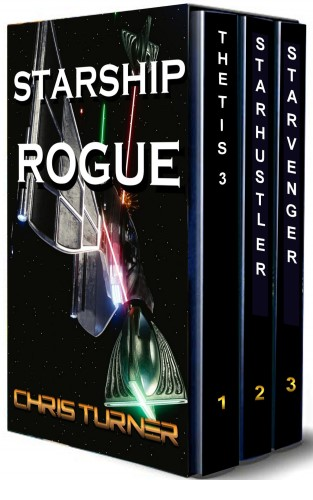 STARSHIP ROGUE Box set