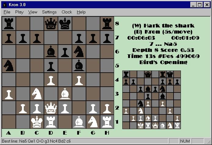 Kron chess